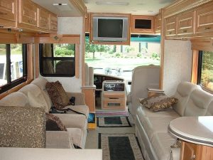 RVs window tinting