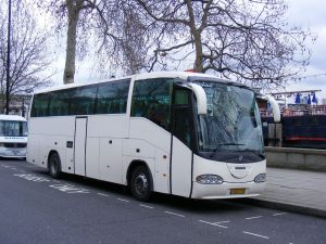 bus window tinting