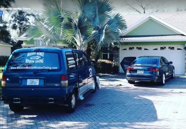 Window Tinting - Winter Park, FL